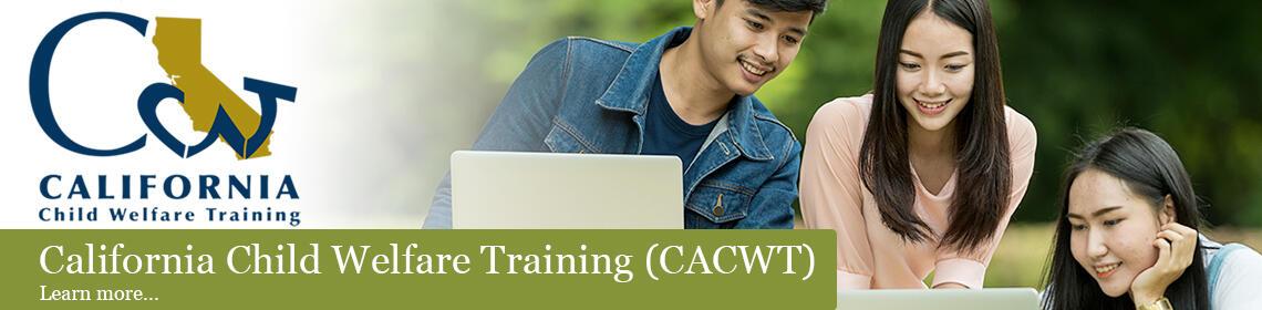 California Child Welfare Training LMS