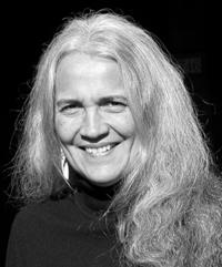 Judge Abby Abinanti black and white headshot